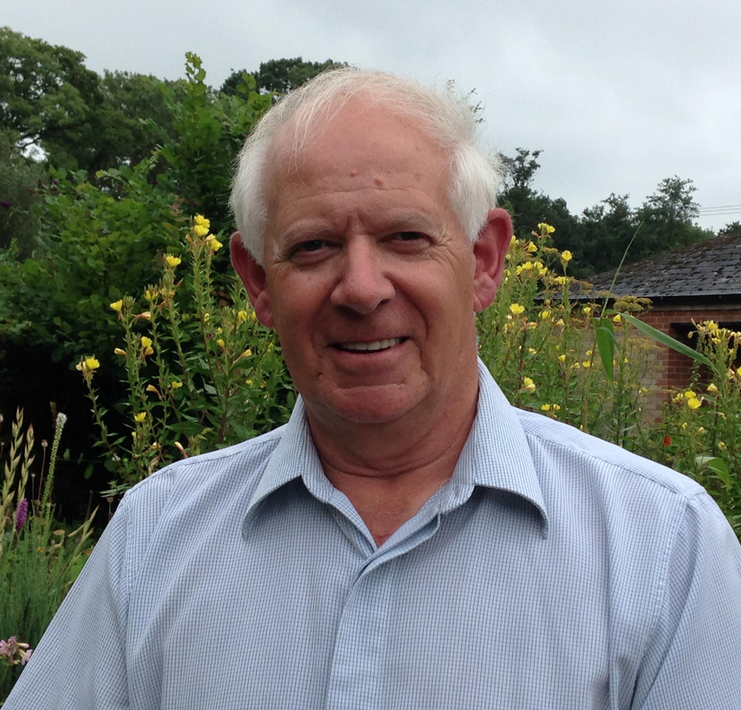 Derek Olden : Trustee