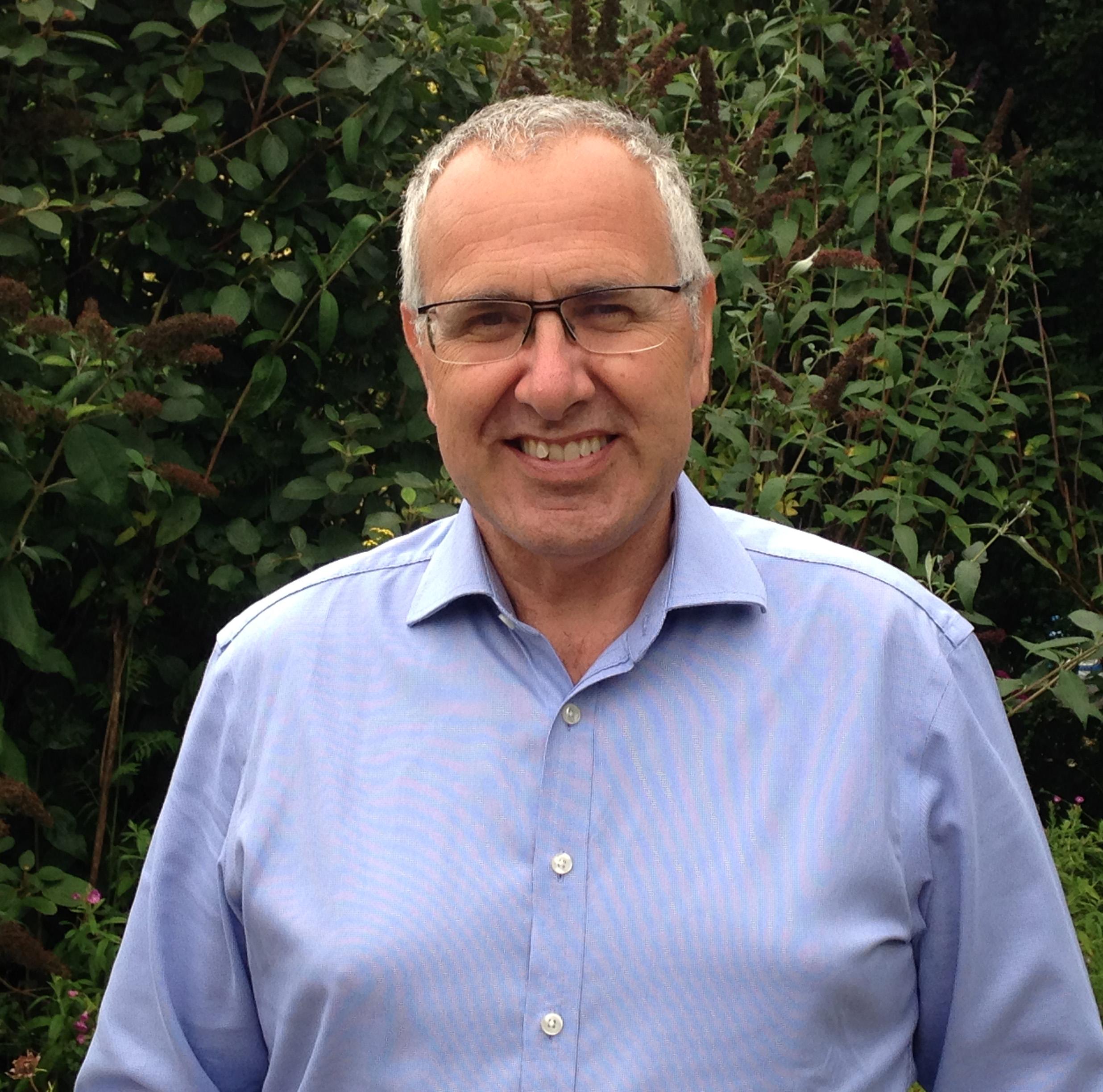 Nigel Burt : Trustee