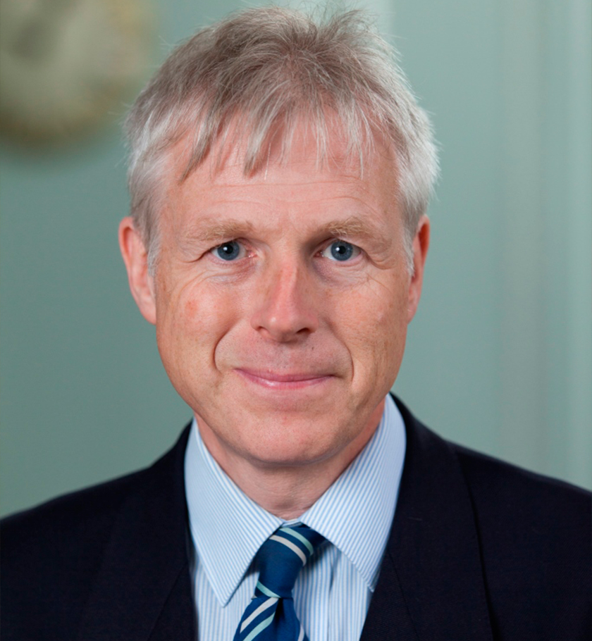 Ralph, Lord Montagu : Chairman
